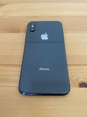 Apple iPhone XS - 64 GB - Space Grey (Unlocked) Read Description Before Purchase