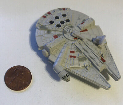 Star Wars Titanium Series Die cast Millennium Falcon
