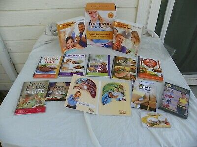 Food Lovers Fat Loss System 21 Day Transformation Provida Diet CDs,DVD Books