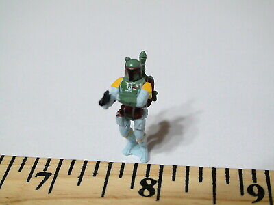 Star Wars Micro Machines Action Fleet Boba Fett Figure #1
