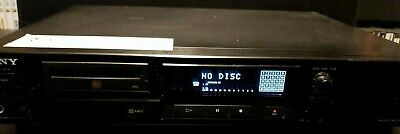 SONY MDS-501 Mini Disc Player