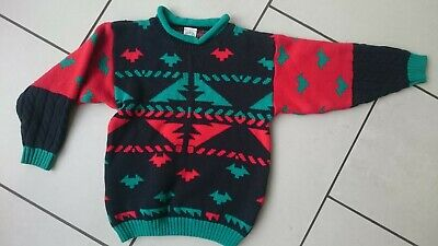 Next Kids Christmas Jumper Age 5-6 yrs Height 116cm