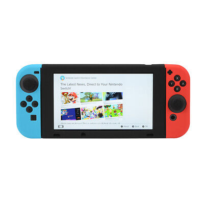 Silicon Gamepad Protective Cover For Nintendo Switch Joy-Cons Console AC729