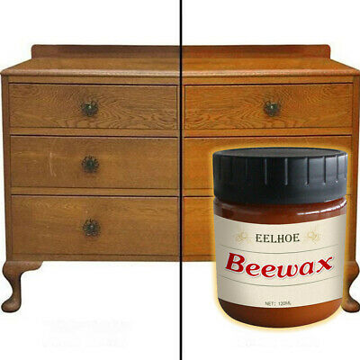 Wood Seasoning Beewax Complete Solution Furniture Beeswax Care (60/100 ml) S4