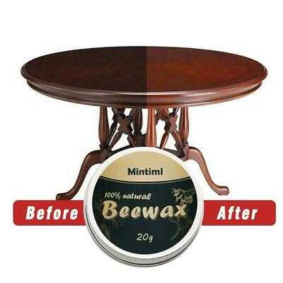 AU 20/200g  Wood Seasoning Beewax Complete Solution Furniture Care Beeswax S4
