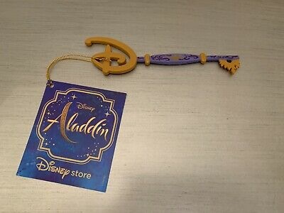 Disney Store Aladdin Live Action Limited Edition Opening Ceremony Key