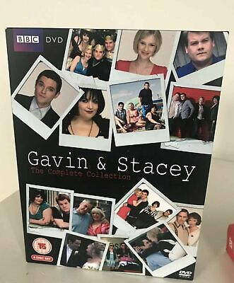 Gavin And Stacey Complete Series 1 2 3 & Christmas Special Dvd Box Set