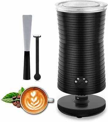 Automatic Electric Milk Frother, Warmer, Hot / Cold Foamer For Coffee Etc 240Ml