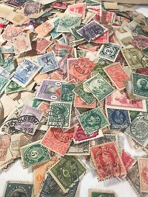 Huge collection of stamps rare too many to count