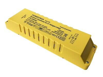 Red Arrow TR3 70va - 250va Dimmable Electronic Transformer for LV Halogen Lamps