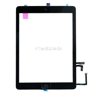 "✅ iPad Air 2017 9,7"" A1822 A1823 Touchscreen Digitizer Glas Display OEM Schwarz"