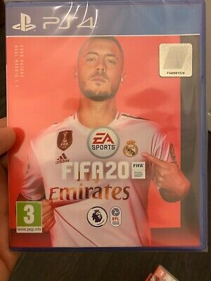 PS4: Fifa 20 Game. Brand New. Sealed****