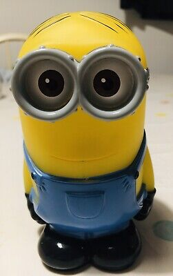 Kids Despicable Me Minion Dave Colour Changing Portable Night Light