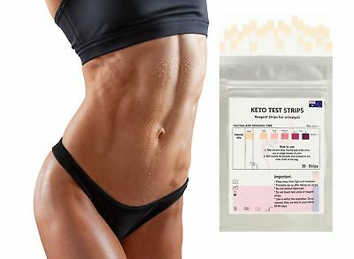 Ketone Test Strips - KETO Urine Tests - Ketosis Ketostix Paleo