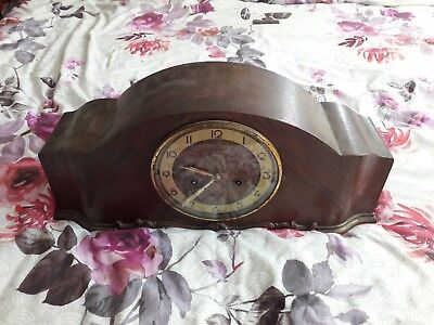 ☆☆☆Vintage Junghans Mantle Clock☆☆☆