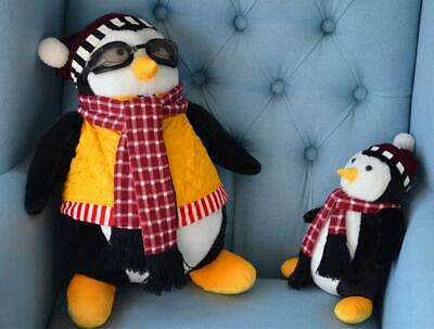 TV Shows Friends Hugsy Joey Partners Plush Doll Cos Stuffed Toy Penguin Gift N