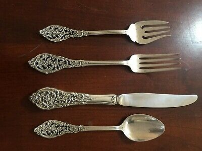 Sterling Silverware Reed and Barton