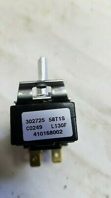 Therm-O-Disc L130f Adjustable Temperature Control Switch