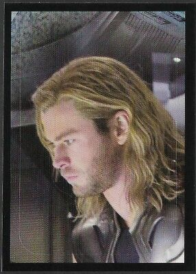 MARVEL - THE AVENGERS - STICKER COLLECTION - No 58 - THOR - By PANINI