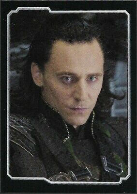 MARVEL - THE AVENGERS - STICKER COLLECTION - No 66 - LOKI - By PANINI