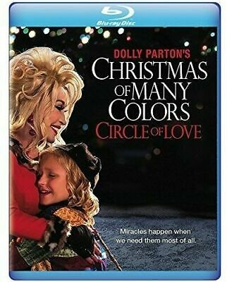 Dolly Parton's Christmas Of Many Colors: Circle Of Love  Blu-ray
