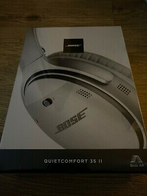 Bose QC35 II QuietComfort 2 Noise Canceling Wireless - Silver UK Seller