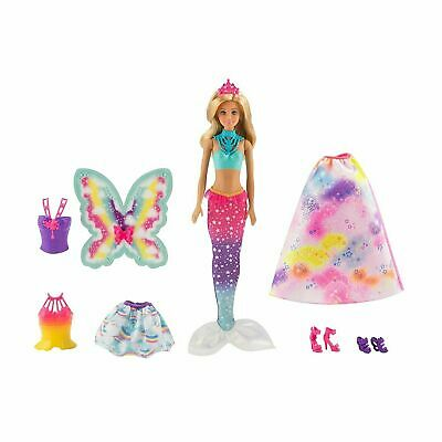 Barbie FJD08 Dreamtopia Doll and Fashions Set - NEW / BOXED - FREE DELIVERY