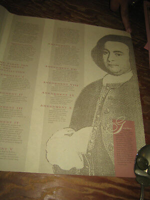 Bill of Rights Amendments to the Constitution Copy Philip Morris 200 Anniversary