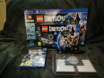 LEGO DIMENSIONS 71171 - Starter Pack PS4 (New - outer box opened)