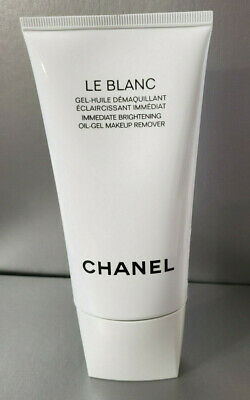 Chanel Le Blanc IMMEDIATE BRIGHTENING OIL-GEL MAKEUP REMOVER 150ml