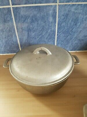 Mega Large Jamaican Caribbean Dutch pots Dutch Oven Heavy Duty dutchie 36 cm