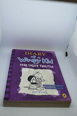 Diary of a Wimpy Kid: by Jeff Kinney 'The Ugly Truth' book 5 Paperback