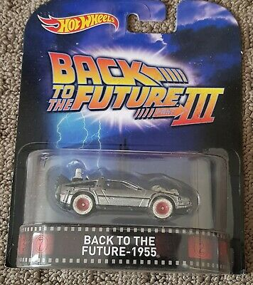 2016 Hotwheels Retro Entertainment: 1955 BACK TO THE FUTURE III.