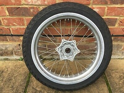 Genuine KTM BEHR 17 x 3.5 Supermoto Front Wheel
