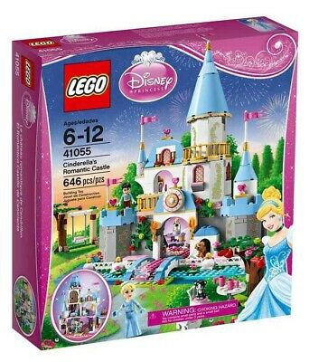 LEGO Disney Princess 41055 Cinderella's Romantic Castle - RETIRED New Sealed