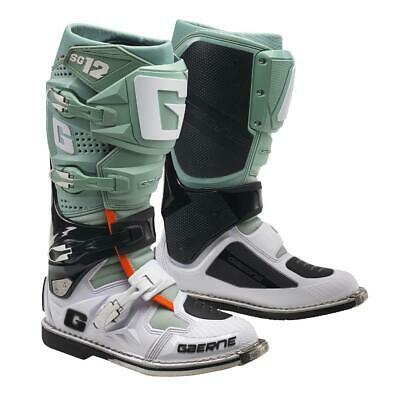 Gaerne Motocross-Stiefel SG 12 Paste - Special Edition