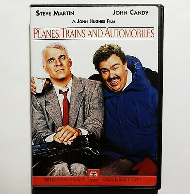 Planes, Trains and Automobiles (DVD, 2000, Widescreen Collection) Steve Martin
