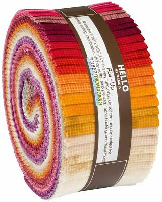 Chalk & Charcoal Warm Colourstory  Jelly Roll-40pc