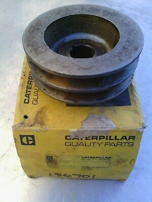 Caterpillar alternator pulley 1S4701 new old stock item. Suit many applications.