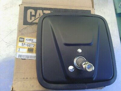 Caterpillar mirror 5P6872 new old stock item. Suit many applications.