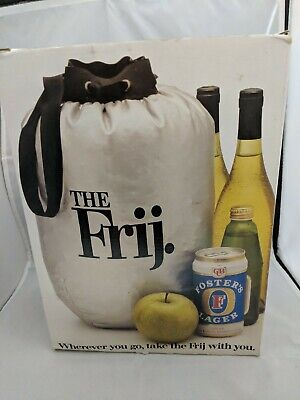 Vintage The Frij with box