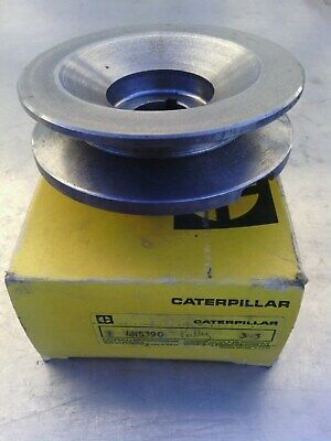 Caterpillar alternator pulley 4N5390 new old stock item. Suit D8K.