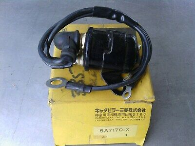 Caterpillar starter solenoid switch 5a7170 new old stock item. 941 D6C 950