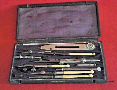 """Old """"Baraban"""" Pen Feather With Bone Support"""