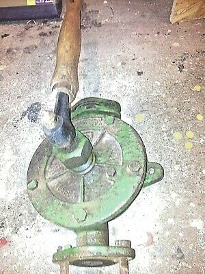 Hand Pump K3 Cast Iron Manual / Water / Diesel / Liquid / Bilge / Boat /flood