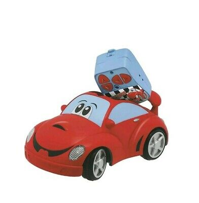 Chicco Johnny Coupe Remote Control Racing Car 2-6 Years See Photos