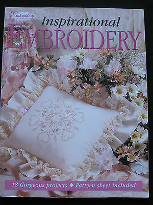 EMBROIDERY & CROSS STITCH MAGAZINE # VOL e