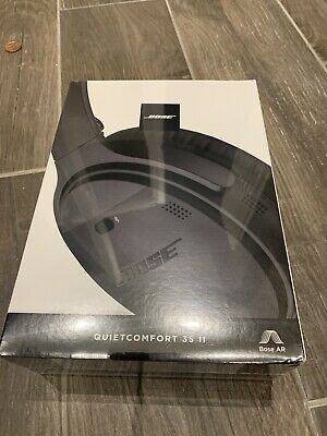 BOSE QuietComfort QC35 II Wireless Noise-Cancelling Headphones Brand New Sealed