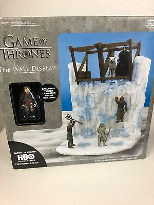 Funko GAME OF THRONES THE WALL Display Playset w/ Tyrion Lannister NEW SEALED