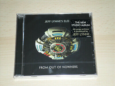 Jeff Lynne`s ELO - From Out Of Nowhere. CD. Brand New & Still Sealed.